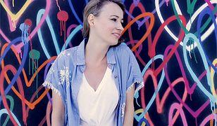 Basia Richard specjalnie dla WP Kobieta pokazuje 5 sposobów na zwykły t-shirt