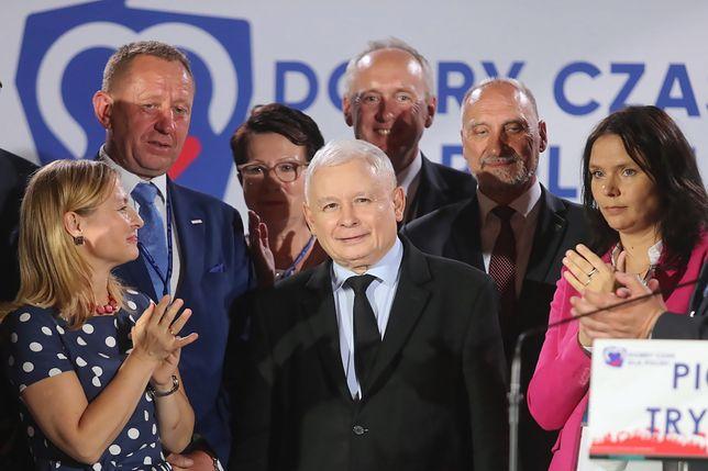 Konwencja PiS w Koninie; Jarosław Kaczyński: trzeba odeprzeć hejt konkurentów