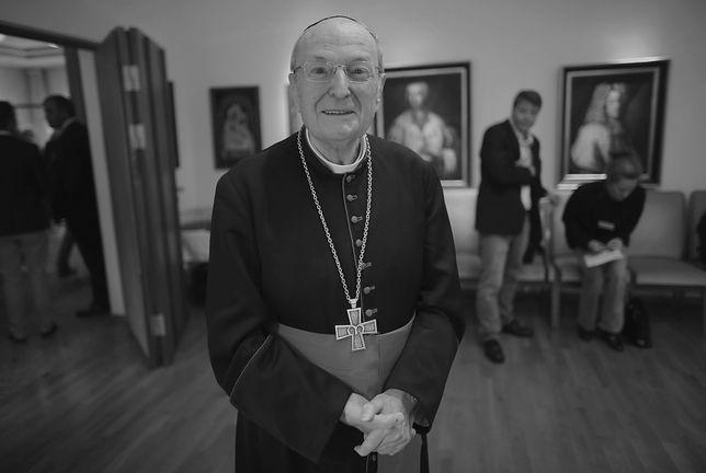 Nie żyje kardynał Joachim Meisner. Był przyjacielem Polski