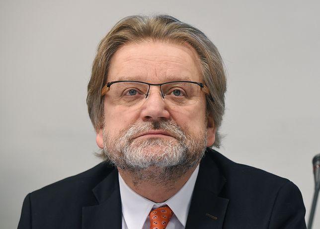 Jarosław Pinkas odszedł z kancelarii premiera Morawieckiego w ramach ograniczania liczby stanowisk sekretarzy i podsekretarzy stanu