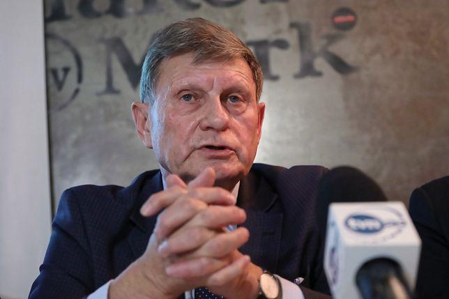 Leszek Balcerowicz nie raz wypowiadał się krytycznie o rządach PiS