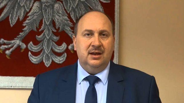 Burmistrz Czarnego Piotr Zabrocki