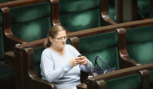Krystyna Pawłowicz pyta o kompetencję Magdaleny Adamowicz