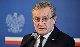 Piotr Gliński (minister kultury i dziedzictwa narodowego) zwiększył dotację na budowę muzeum w Toruniu