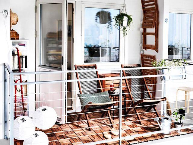 Jak urządzić balkon w bloku?