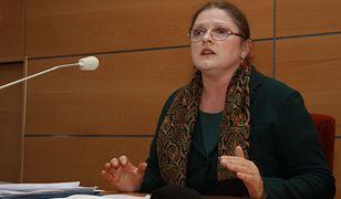 Krystyna Pawłowicz w leczniczym hotelu. Jest głos z Ministerstwa Zdrowia