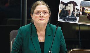 Krystyna Pawłowicz nadal w hotelu. Była kontrola