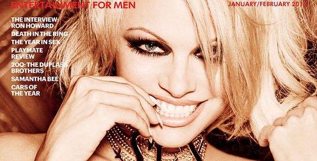 Pamela Anderson gwiazdą ostatniej nagiej sesji w Playboyu