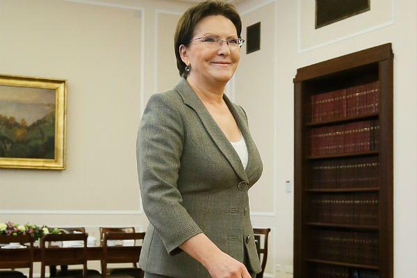Ewa Kopacz złożyła rezygnację z funkcji marszałka sejmu