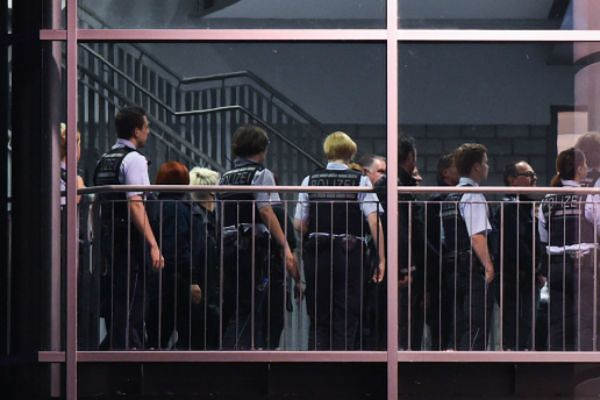 Alarm bombowy przerwał finał telewizyjnego show w Niemczech