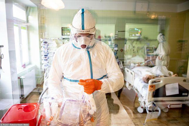 Koronawirus w Polsce. Najnowsze dane z Ministerstwa Zdrowia [26 listopada]