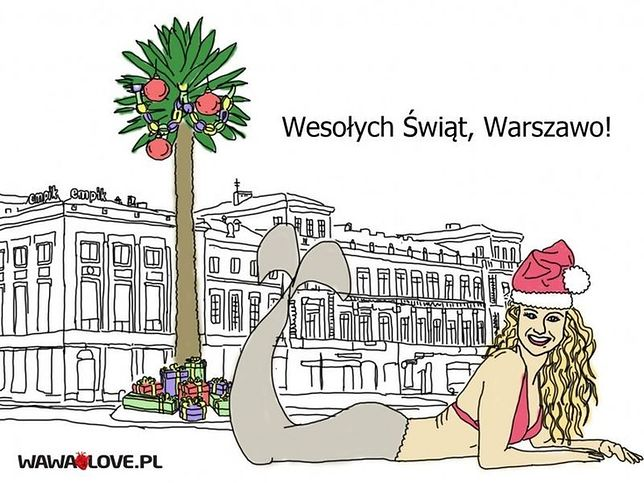 Życzenia świąteczne od WawaLove.pl
