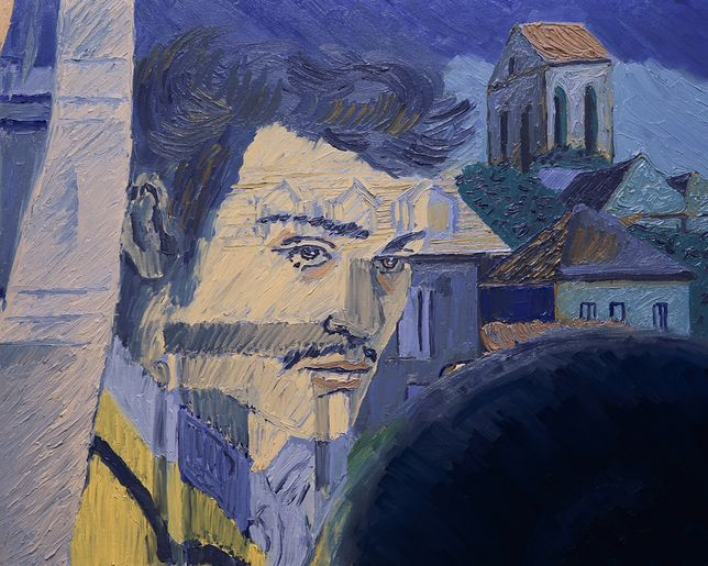 """Pierwsza pełnometrażowa animacja malarska, która zachwyciła świat. """"Twój Vincent"""" w kinach od 6 października"""