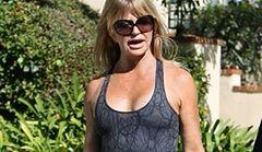 Goldie Hawn w świetnej formie