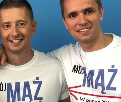 Jakub Kwieciński i Dawid Mycek są małżeństwem