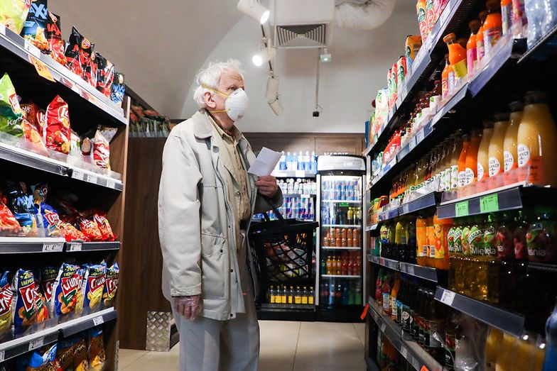 Od dziś godziny dla seniorów w sklepach! Wszystko, co musisz wiedzieć
