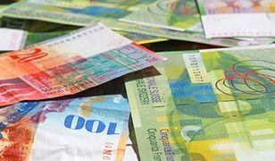 Parlament zaaprobował zamrożenie kursu franka