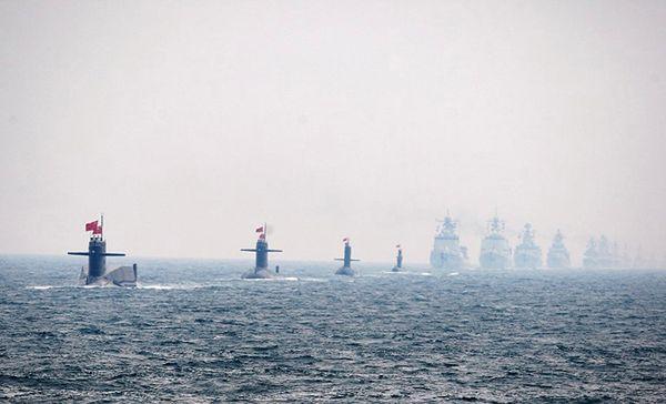 Koniec amerykańskiej supremacji na Pacyfiku? Chiny wkrótce będą miały atomowe okręty podwodne