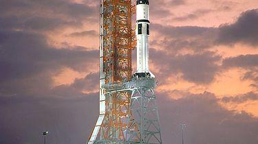 NASA chce oddać za darmo rakietę Saturn I. Jest jednak haczyk