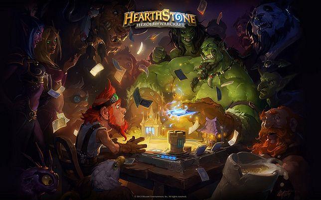 Hearthstone to najpopularniejsza karcianka dostępna na rynku, w której główną rolę odgrywają postaci, zaklęcia i bohaterowie z serii Warcraft oraz World of Warcraft