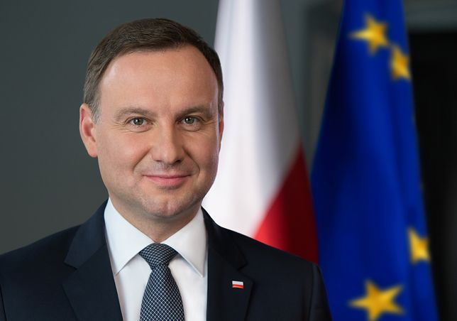 """Prezydent Andrzej Duda ma nosić Złoty Łańcuch Orderu Orła Białego zwany """"Klejnotem Rzeczpospolitej"""""""