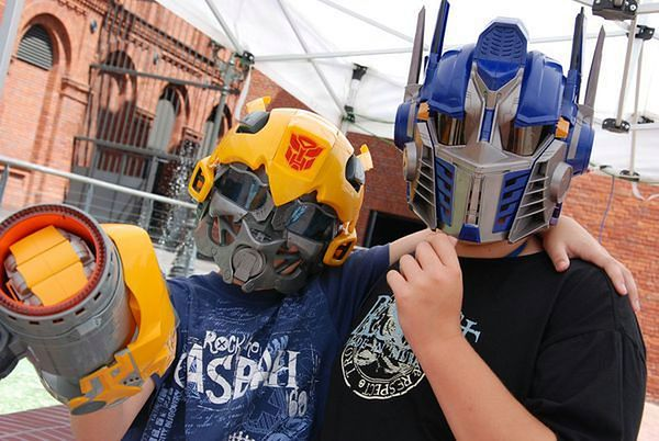 """""""Transformers: wiek zagłady"""": Moc atrakcji"""