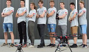 Sukces studentów Politechniki Śląskiej. Najlepsi w zawodach bezzałogowych statków powietrznych