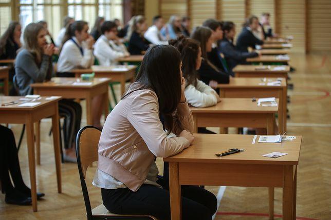 Egzamin gimnazjalny 2018. W czwartek biologia, chemia, geografia i matematyka