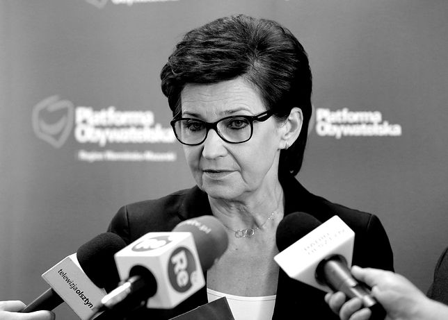 Śmierć Anny Wasilewskiej. Rodzinna posłanki PO zdradza szczegóły