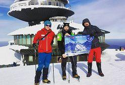 28 szczytów w 6 dni. Polacy idą na rekord i promują góry