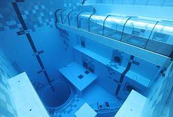 Najgłębszy basen świata jest w Polsce. Zagraniczne media są zachwycone