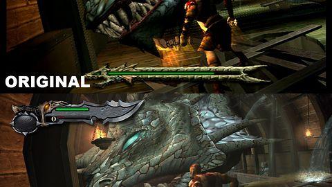 Porównajmy! God of War Collection i wersja oryginalna