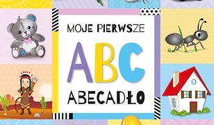 Moje Pierwsze ABC Abecadło