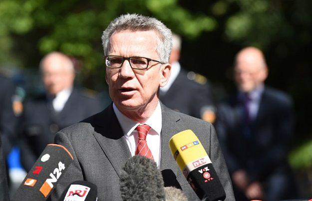 Szef niemieckiego MSW chce zniesienia tajemnicy lekarskiej wobec terrorystów