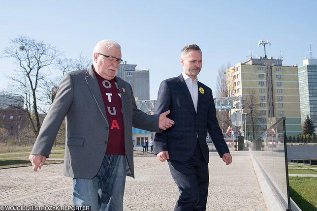 Lech Wałęsa ma radę dla syna
