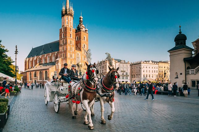 Kraków — pogoda na dziś. Zobacz, jaka prognoza jest przewidziana na 25 sierpnia. Mieszkańców Krakowa czeka słoneczna niedziela?