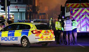 W Leicester doszło do eksplozji polskiego sklepu