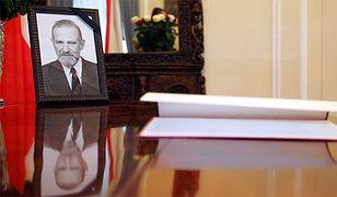 Kondolencje po śmierci prof. Geremka