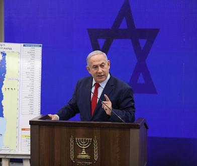 Według obietnicy Benjamina Netanjahu, Izrael zaanektowałby niemal całe terytorium Zachodniego Brzegu Jordanu