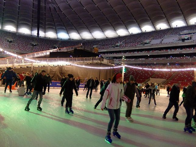 Zimowy Narodowy przyjął już ponad pół miliona gości