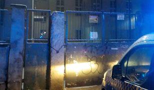 Warszawa. Jedenastolatek utknął w potrzasku. Był zmarznięty