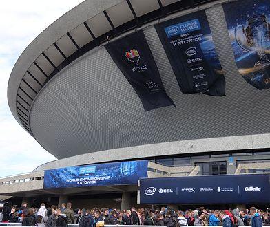 IEM Katowice to największa impreza o grach komputerowych w Polsce. Timelapse z wnętrza
