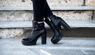 Na jesień warto wybrać buty na obcasie