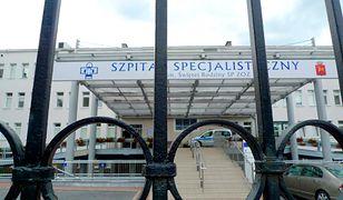 Szpital w Warszawie