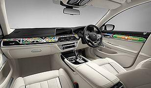 BMW serii 7 jako dzieło sztuki