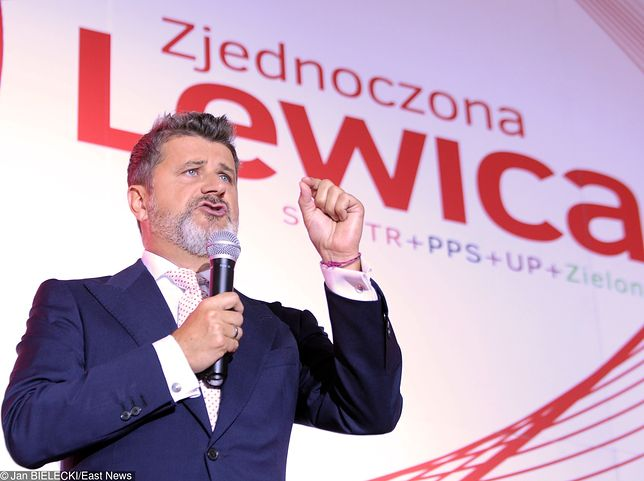 Janusz Palikot (były lider Twojego Ruchu)