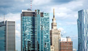 Warszawa. Pogoda na dziś. Chłodna i deszczowa środa w stolicy