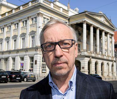 Bogdan Zdrojewski, były minister kultury i dziedzictwa narodowego