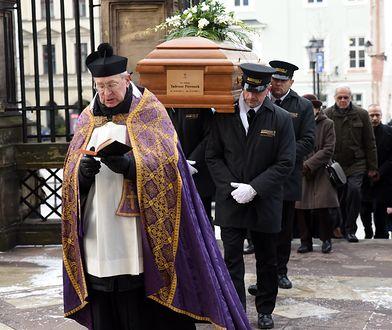 Msza pogrzebowa bpa Tadeusza Pieronka została odprawiona w kościele pw. św. Piotra i Pawła w Krakowie
