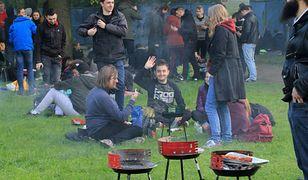 Grill w parku lub nad rzeką może być kosztowny. Strażacy apelują o ostrożność